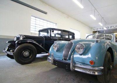 FOTO Restauro vetture d'epoca 1